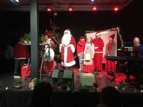 Musikalske juledage på Geværfabrikken