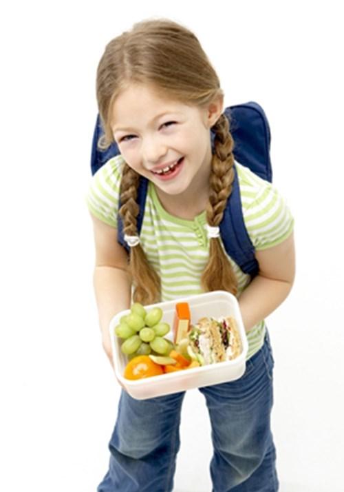 Børnevenlige sunde madpakker