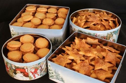 Jul - mad og julekager